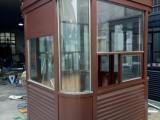 專業定做批發沈陽崗亭雕花板崗亭不銹鋼崗亭噴漆氟碳崗亭
