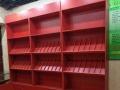 厂家订做木质红酒展柜手机展柜体验台钛合金展柜烟柜