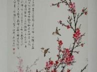 武汉国画培训广墨缘水墨画花鸟写意班名师教学小班制