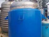 上哪能买到好用的二手反应釜 回收二手1吨不锈钢反应釜