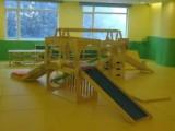 金宝贝同款早教中心木质多功能攀爬架 早教中心教具感统配套教案