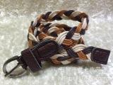 2014新品 出口欧美 女童编织腰带 订货