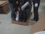 成都按摩椅打包快遞 上門取貨物流 行李衣服郵寄托運