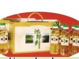 一级茶油/茶粕/茶籽调和油(图)