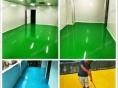 【推荐厂家】环氧地坪漆工程 自流平、防静电、防腐地坪漆