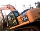 转让小松240挖掘机