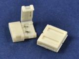 【利佳盛】LED灯配件10mm  两频 连接头, 适用于各类灯带