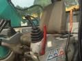 出售神钢120挖掘机,原厂三大件动力强大质保一年纯土方车