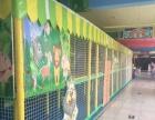 K大型综合购物广场幼儿园环绕接手盈利儿童乐园转让