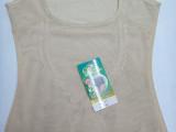 厂货直销 新款透气无痕蕾丝花边竹纤维收腹衣 产后托胸美体塑身衣