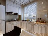 哈尔滨开放式厨房装修 绿色装修选胖鸟
