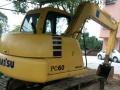 二手小松60-7小型挖掘机转让出售