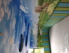惠州贴墙纸墙布,硅藻泥,壁画,美缝,软硬包,线条