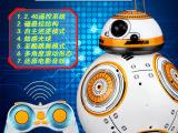 正版星球大战bb-8机器人智能遥控玩具大