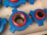 1002型丝扣 焊接由壬,专业加工油田由壬接头,锤击由壬等