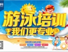 江门蓬江区游泳馆暑期培训班游泳培训班开始啦