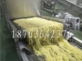 全自动熟面生产线 速食面生产设备 热干面炒面生产机器