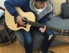 学吉他唱民谣 学指弹 打手鼓 擎楚艺术 是首选