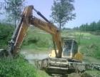 海口的水陆两用挖掘机出租改装得多少钱