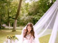 涵美彩妆新娘跟妆 婚纱礼服租赁 定跟妆送婚纱