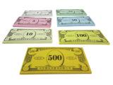 游戏纸币补充装 大富翁玩具游戏 棋牌桌游