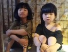 重庆千思玥少儿模特参与拍摄院线电影 蛇纹身