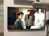 刚买没多久的55寸索尼电视低价出