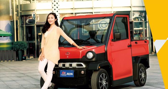 北京大阳巧客四轮电动车专卖店在哪儿丨北京佳驰
