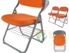 高档网布折叠椅会议椅办公椅培训椅子折叠学生椅休闲椅接待椅
