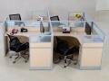 苏州福森家具 办公家具简约现代电脑桌多人隔断屏风卡座
