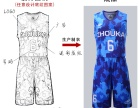 足球服篮球服个性化定制品牌