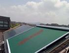 阳光房户外室外顶棚遮光窗帘电动双轨道伸缩式天幕遮阳