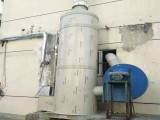 河北元潤水噴淋吸附塔 廢氣處理設備 工業廢氣凈化器廠家