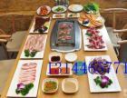 韩国纸上烤肉厨师