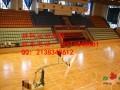 咸阳羽毛球馆木地板,运动柞木地板安装,请致电胜枫