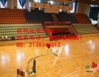 山西晋城羽毛球馆专用双层龙骨结构木地板厂家,胜枫