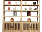 实木博古架多宝阁隔断老榆木中式仿古书架茶叶柜子展示架置物货架