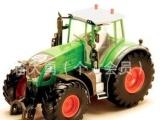 供应1:27拖拉机模型 合金车模玩具 汽