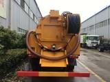 大理祥云出售东风5吨至16吨吸污车高压清洗车厂家直销