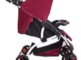 批发高景观婴儿推车轻便折叠儿童手推车避震