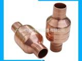 热泵紫铜过滤器制冷空调空气源热泵用选型图片厂家价格