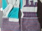 上海牛二层劳保手套——[供应]南通好用的牛二层手套革