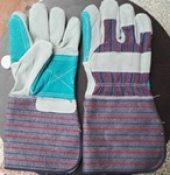 南通价位合理的牛二层手套革推荐_牛二层手套革多少钱