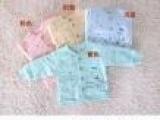 免费拿样 婴幼儿服装 秋季薄棉袄两件套 童棉衣套装 品牌童装
