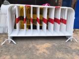 河南红白围栏哪里有,工地临时防护栅栏价格,铁马护栏仁久护栏厂