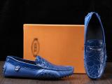 意大利品牌豆豆鞋 国际大牌男鞋批发 诚招代理 头层牛皮 一件代发