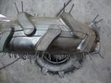 绿化手扶割草机轮胎4.00-16小人子轮胎