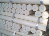 厂家供应 塑料实心条 高性能韧性尼龙棒 耐高温塑料棒