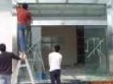 白云南湖半山東苑門窗維修玻璃門維修