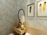 吉林松原意大利DTC墙布环保竹纤维高端品牌效果图
